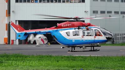 JA01KF - MBB-Kawasaki BK117C-2 - Japan - Kawasaki City Fire Department