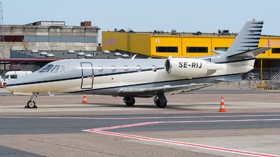 SE-RIJ - Cessna 560XL Citation Excel - Jivair AB