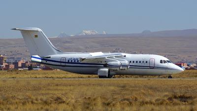 CP-2634 - British Aerospace BAe 146-200 - Private