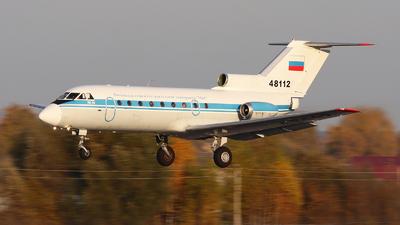 48112 - Yakovlev Yak-40 - Russian Aircraft Corporation MiG