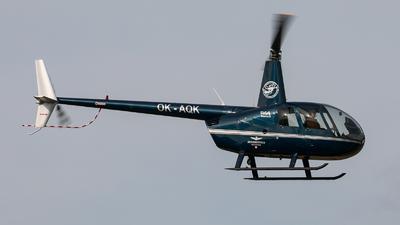 A picture of OKAQK - Robinson R44 Raven II - [11446] - © Radim Koblížka