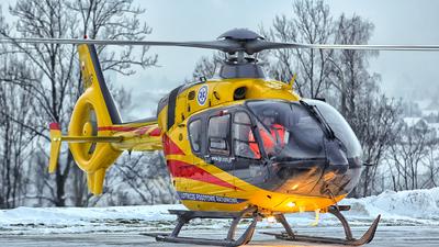 SP-HXG - Eurocopter EC 135P2+ - Lotnicze Pogotowie Ratunkowe