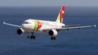 CS-TTR - Airbus A319-111 - TAP Air Portugal