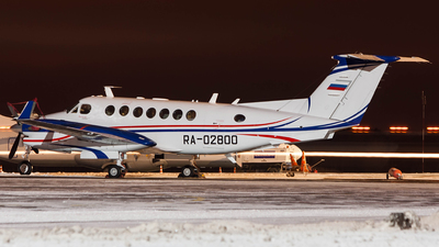 RA-02800 - Beechcraft B300 King Air 350i - Russia - State Enterprise for Air Traffic Servicing