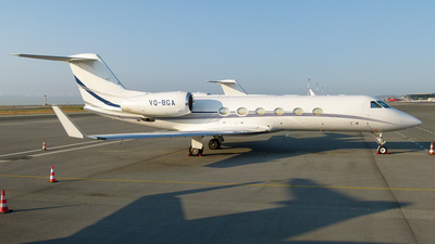 VQ-BGA - Gulfstream G450 - ExecuJet Middle East
