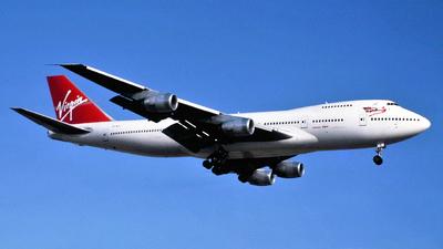 ZK-NZX - Boeing 747-219B - Virgin Atlantic Airways