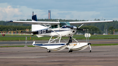 OH-ECO - Cessna 180J Skywagon - Private