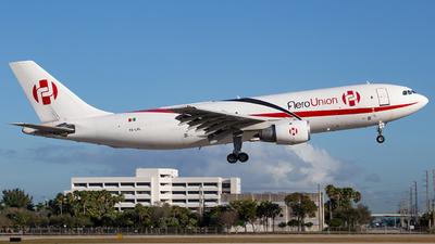XA-LRL - Airbus A300B4-203(F) - Aero Union