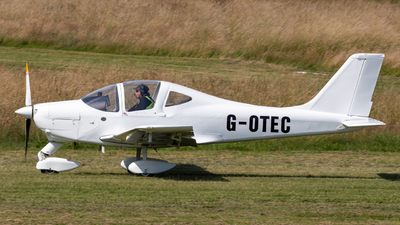 G-OTEC - Tecnam P2002 Sierra - Private