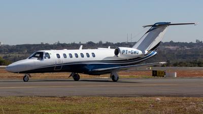 A picture of PTGMU - Cessna 525B CitationJet CJ3 - [525B0389] - © LazaroEdu