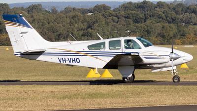 VH-VHO - Beechcraft 95-B55 Baron - Private