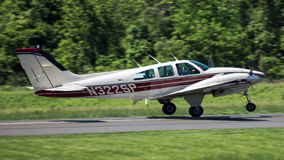 N322SP - Beechcraft 95-D55 Baron - Private