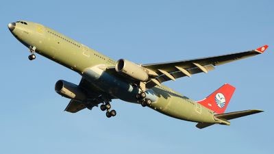 F-WWKH - Airbus A330-343 - Airbus Industrie
