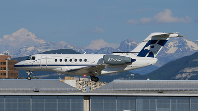 OY-JJJ - Hawker Beechcraft 4000 - JoinJet