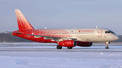 A picture of RA89044 - Sukhoi Superjet 10095B - Rossiya - © SeniorNN