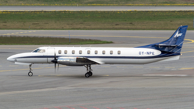 OY-NPE - Fairchild SA227-DC Metro 23 - North Flying