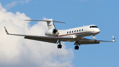 N667P - Gulfstream G-IV - ConocoPhillips