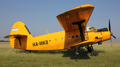 HA-MKB - PZL-Mielec An-2R - Private