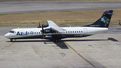 A picture of PRAQN - ATR 72600 - Azul Linhas Aereas - © Janna Andrade