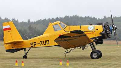 SP-ZUO - PZL-Mielec M-18B Dromader - Zaklad Uslug Agrolotniczych