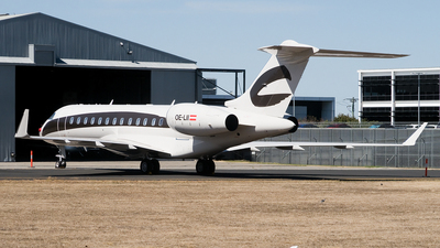 OE-LII - Bombardier BD-700-1A10 Global 6000 - LaudaMotion