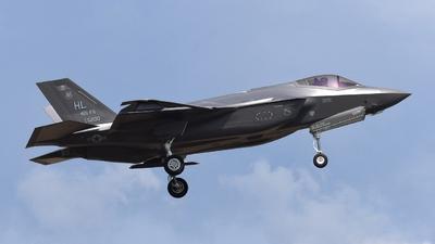 15-5200 - Lockheed Martin F-35A Lightning II - United States - US Air Force (USAF)