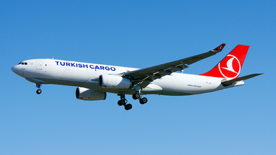 TC-JOV - Airbus A330-243F - Turkish Airlines Cargo