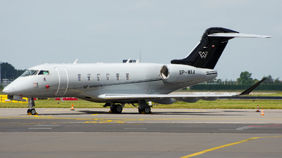 SP-WAA - Bombardier BD-100-1A10 Challenger 350 - Private