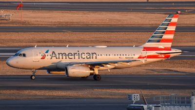 N840AW - Airbus A319-132 - American Airlines