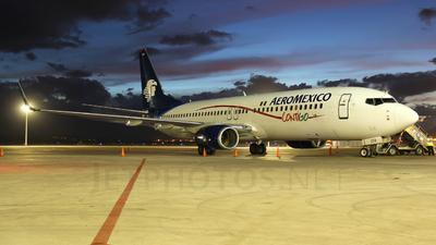 N359AM - Boeing 737-8CX - Aeroméxico