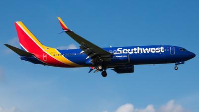A picture of N8511K - Boeing 7378H4 - Southwest Airlines - © Rodrigo Ehnis Borja