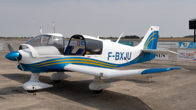F-BXJU - Robin DR400/120 Petit Prince - Private