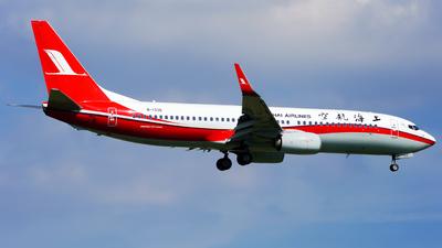 B-1336 - Boeing 737-89P - Shanghai Airlines