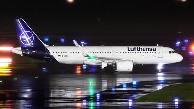 D-AINU - Airbus A320-271N - Lufthansa