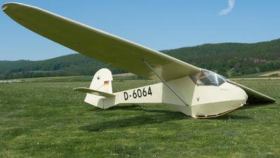 D-6064 - Schempp-Hirth Doppelraab V - Private