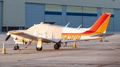 A picture of N143PB - Piper PA28R201T - [28R7703243] - © Azillion 737