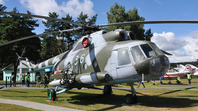 36 - Mil Mi-8T Hip - Belarus - Air Force