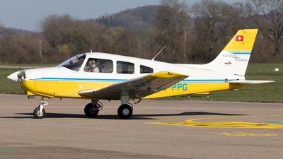 HB-PPG - Piper PA-28-161 Warrior III - Segel und Motorfluggruppe Grenchen