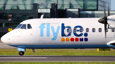 OH-ATH - ATR 72-212A(500) - Flybe Nordic