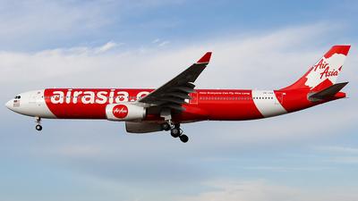 9M-XBB - Airbus A330-343 - AirAsia X