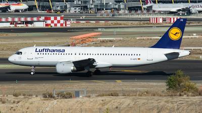 D-AIPE - Airbus A320-211 - Lufthansa