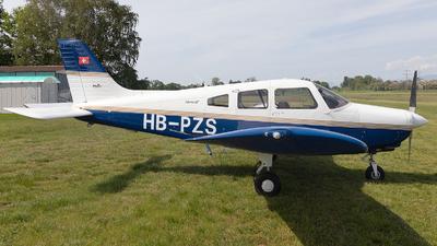 HB-PZS - Piper PA-28-161 Cadet - Private