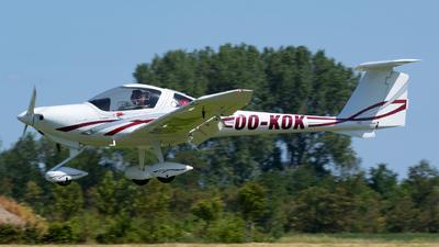 OO-KOK - Diamond DA-20-C1 Katana - Royal West Aviation Club