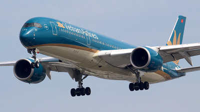 A picture of VNA899 - Airbus A350941 - Vietnam Airlines - © Huy Do