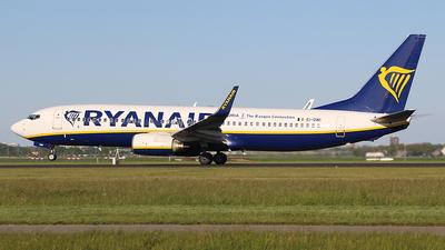 EI-DWI - Boeing 737-8AS - Ryanair