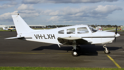 A picture of VHLXH - Piper PA28161 - [287816644] - © George Canciani