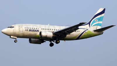 HL7250 - Boeing 737-58E - Air Busan