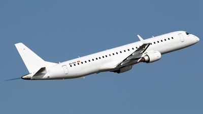 4O-AOB - Embraer 190-200LR - Air Montenegro