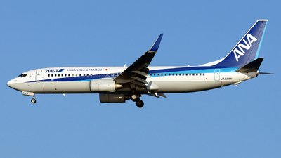 JA59AN - Boeing 737-881 - All Nippon Airways (ANA)