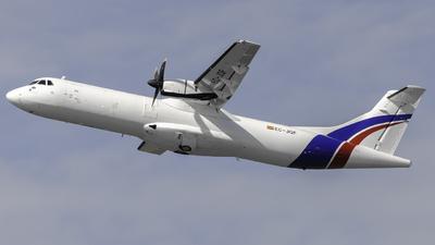 EC-JQF - ATR 72-211(F) - Swiftair